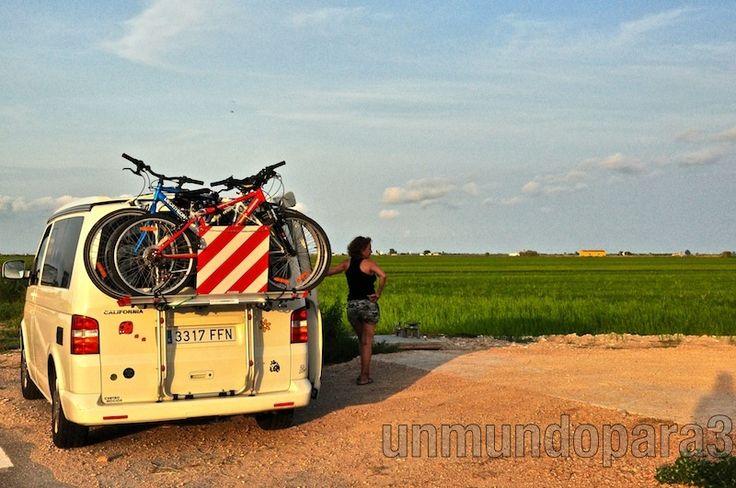 Viajar en furgoneta, una filosofía de vida