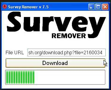 Survey Remover Download No Survey Free For Online