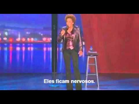Wanda Sykes - Racismo Reverso (Legendado) - Geledés