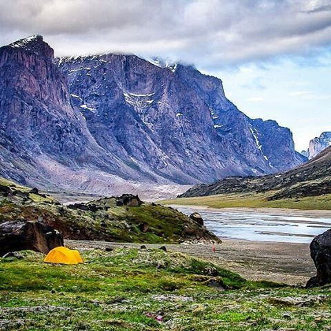 A look back to the most remote backpacking trip I've ever done on Baffin Island in Auyuittuq National Park. Desolate, wild, raw & beautiful is how I would describe the place