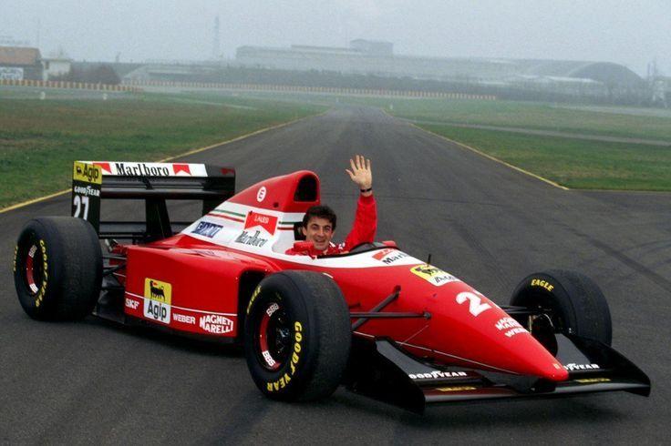 Jean Alesi Ferrari 1993 - https://www.luxury.guugles.com/jean-alesi-ferrari-1993/