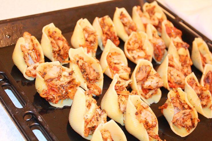 На ужин конкильоны с курицей - Sofinewe | Дневники.Ykt.Ru
