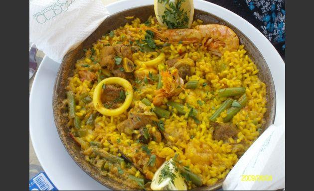 Paella Spanien