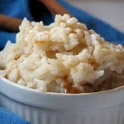 With golden raisins and a pinch of nutmeg or cinnamon, this creamy, classic rice pudding makes a quick and easy dessert that everyone will love.