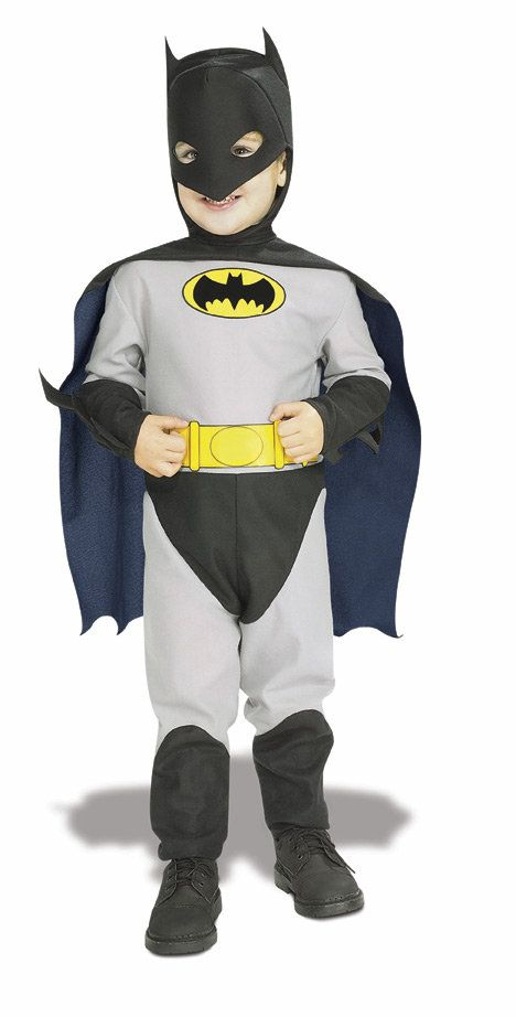 Baby Toddler Batman Costume - Mr. Costumes