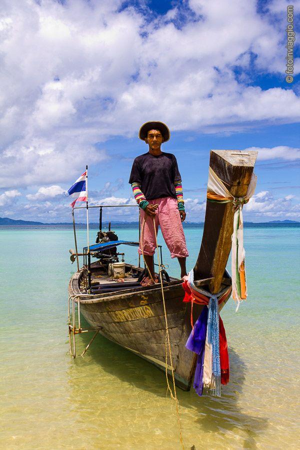Phi Phi Island (Koh Phi Phi) - Provincia di Krabi - Thailandia