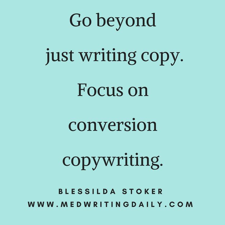 """Marketing is a complex beast. But despite all these """"growth hacks"""" you keep seeing on your feed every day, there's something missing. And that's good copywriting.   Go beyond just writing copy. Focus on conversion copywriting. It's the real deal.  #marketing #copywriter"""