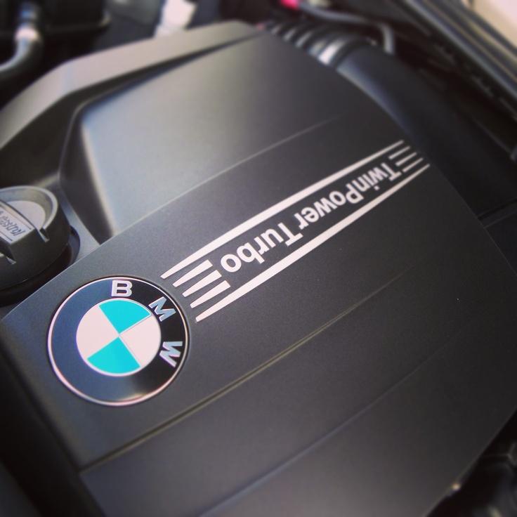 BMW Twin Turbo Power !!