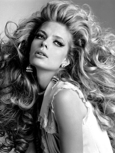 bold voluminous curls | hair | Pinterest | Curls ...