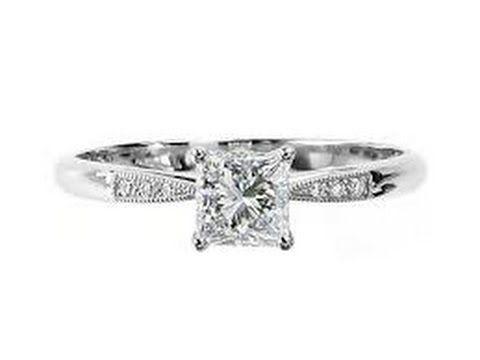Diamond Engagement Ring - Diamond Engagement Rings Cheap