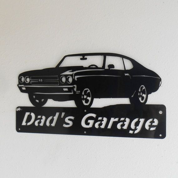 Personalized Metal Sign Man Cave Classic 1970 by Just4theArtofit
