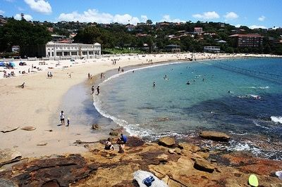 Balmoral Beach, Mosman NSW