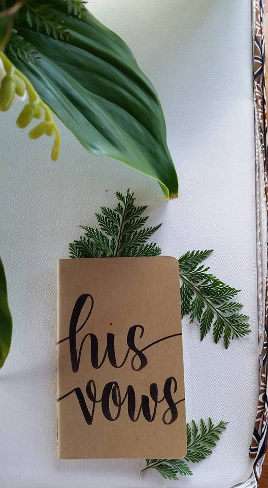 Outrigger Fiji Beach Resort Wedding Ideas Planning Inspiration Tropical Paradise Style Floral Design Planning Photography Calligraphy Handwritten Ferns Palms Frons Simple Rustic Traditional Modern Contemporary Luxury White Pastel Minimal