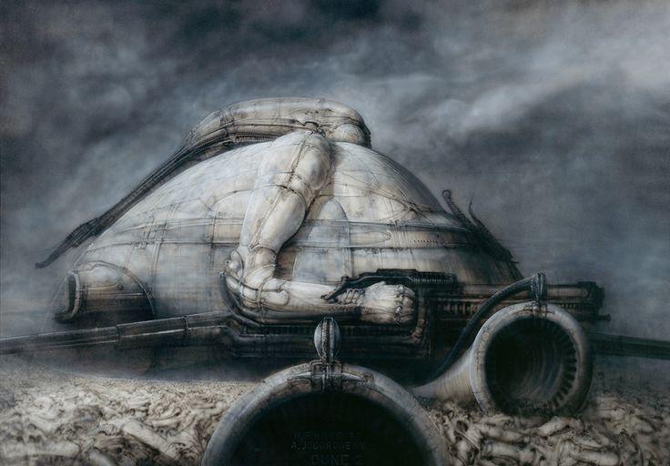 'Alien' artist H.R. Giger