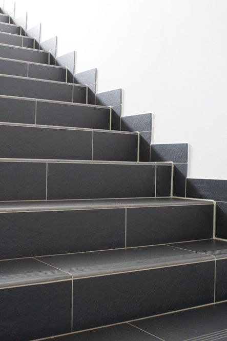25 Benefits Pf Stair Lights Outdoor: 25+ Best Ideas About Tile Stairs On Pinterest