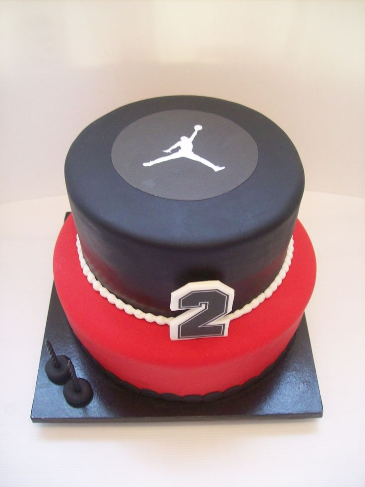 Michael Jordan Cake Auckland $295