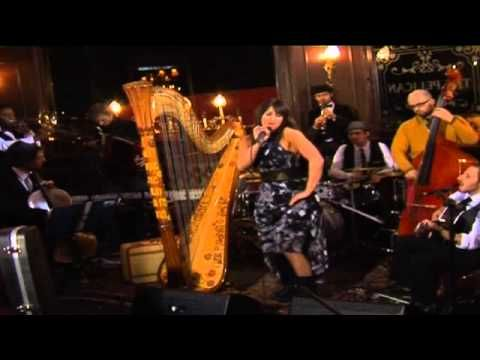 The Lucinda Belle Orchestra: Where Have All The Good Men Gone at The Pel...