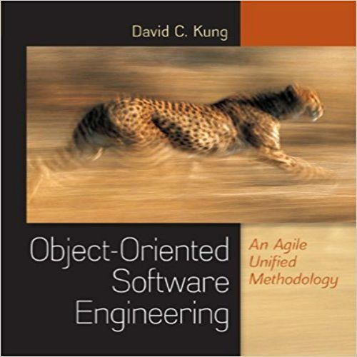 79 best soluution manual images on pinterest banks book shelves solution manual for object oriented software engineering an agile unified methodology edition by david kung testbankstore online library solution manual fandeluxe Image collections