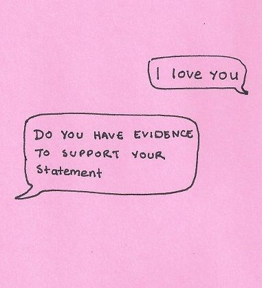 Love now I'm studying a Biology degree will most probably be like this...