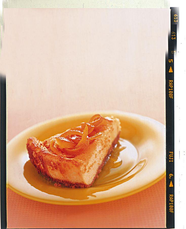 Tutto il profumo delle arance per un cheesecake semplice e veloce da preparare: prova la ricetta di Sale&Pepe!