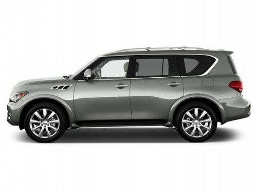 Anyone have 75k they wanna give me? :) Dreaming of the 2012 Infiniti QX56 Luxury SUV
