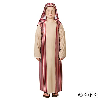 Nativity costumes-guide for DIY