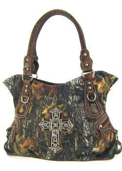 attention purses | Camo Purses and Handbags