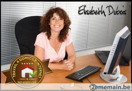 Offre d'emploi à domicile sur Internet !