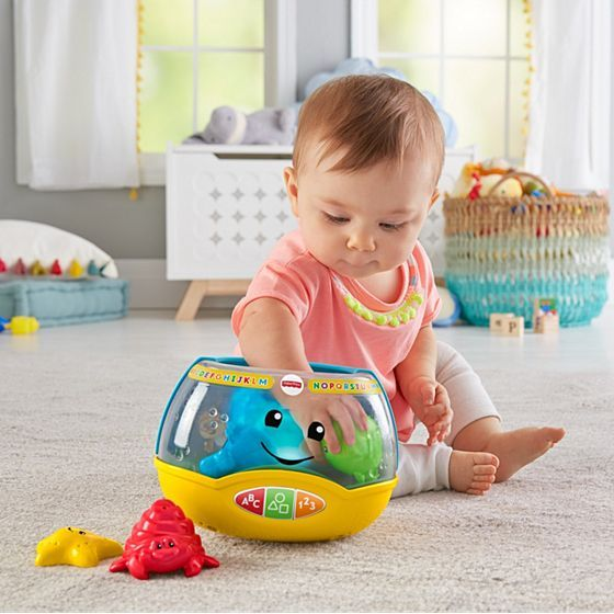 Laugh Learn Magical Lights Fishbowl New Baby Products Baby Toys Baby Gifts