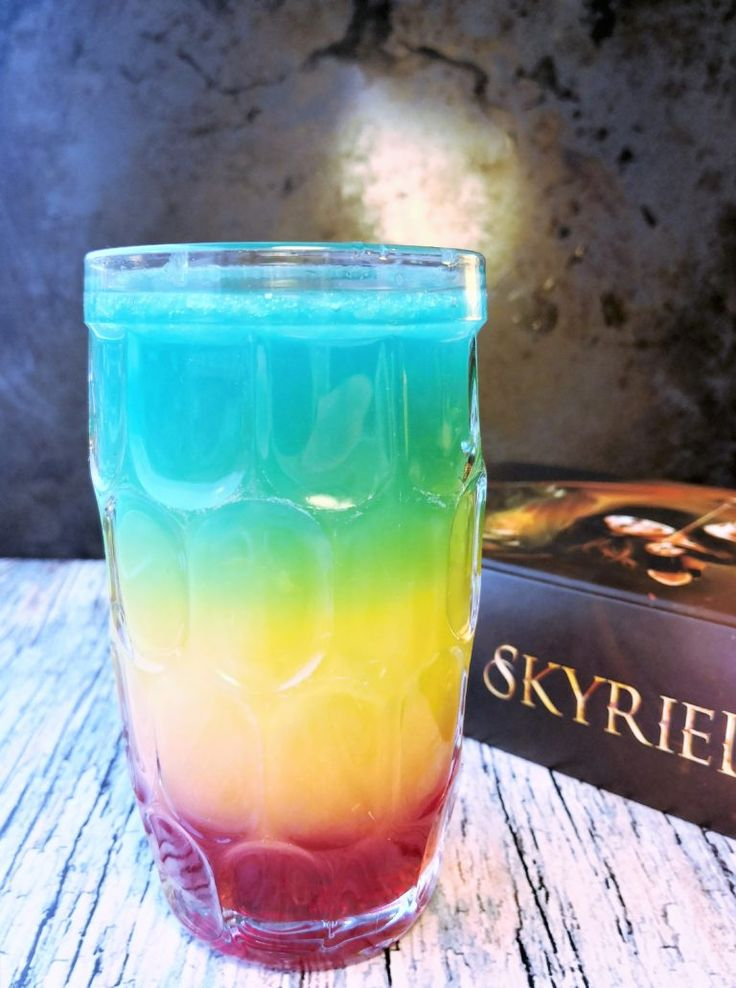 Rainbow juice from Skyriel