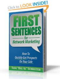 Big Al Books - You have just one chance to make a first impression. :) #MLM #relationships