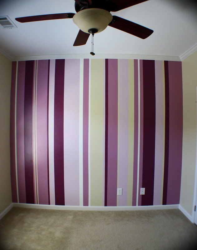 Wall Decor With Stripes : Best vertical striped walls ideas on