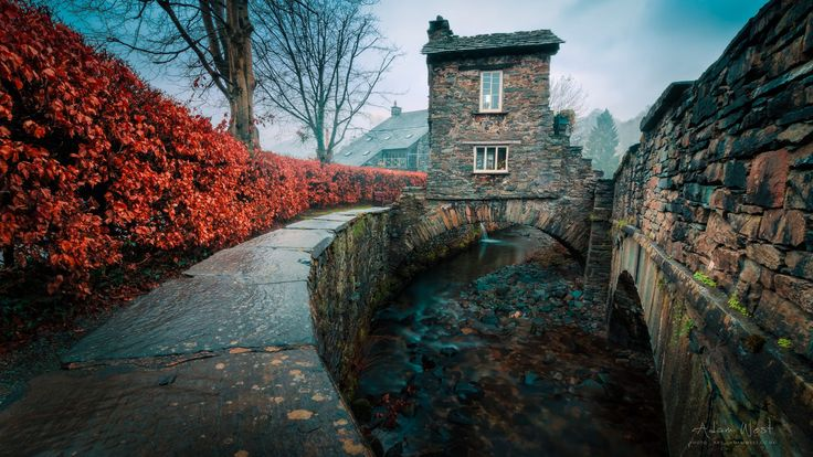 The Bridge House by Adam West on 500px