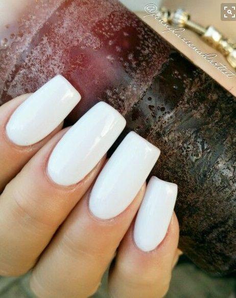 Artistic Colour Gloss Covered In Lace Available At Louella Belle #ArtisticNailDesign #ArtisticColourGloss #WhiteNails #White #GelPolish #LouellaBelle