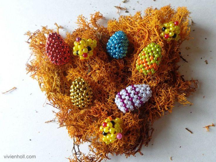 Húsvéti ötlet kavalkád - Mesés gyöngyök