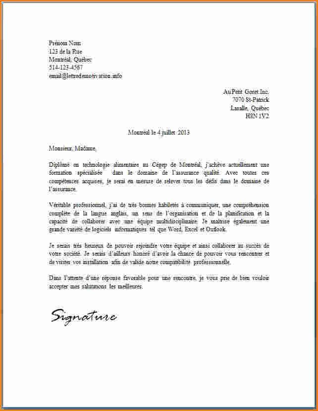 lettre de motivation candidature spontan u00e9e agent de
