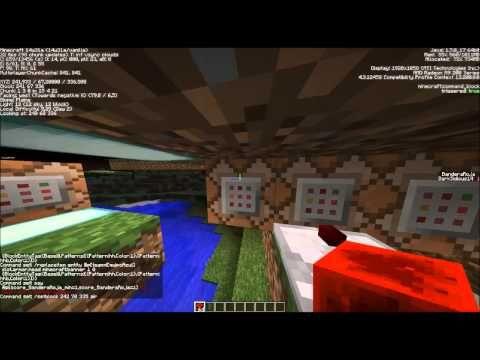 """Capturar la Bandera en Minecraft Vanilla (""""Minijuego"""") - YouTube"""