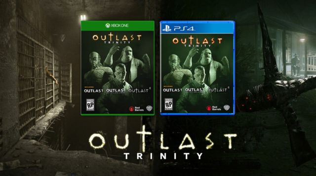 Outlast 2 Release Date Announced  Outlast 2 will release on April 25 in North America and on April 28 in the UK for PS4 Xbox One and PC for $30 USD Warner Bros. Interactive and Red Barrels have announced.  Releasing alongside Outlast 2 will be Outlast Trinity aphysical series bundle that includes the original OutlastOutlast: Whistleblower and Outlast 2 which will only be available physically as part of the bundle. Outlast Trinity will be available for Xbox One and PS4 for $40 USD.  Outlast…