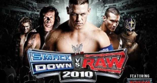 Smackdown vs Raw 2010 WWE Game Free Download