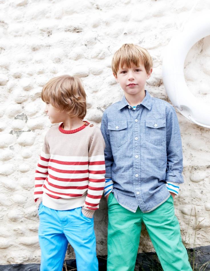 Mariner Jumper 21592 Knitwear At Boden Fashion Boys