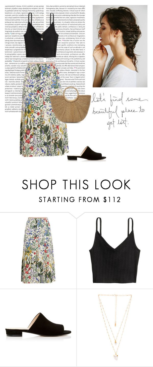 """23/06"" by dorey on Polyvore featuring Gucci and Natalie B"