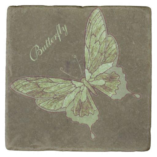 Leafy Camo Butterfly