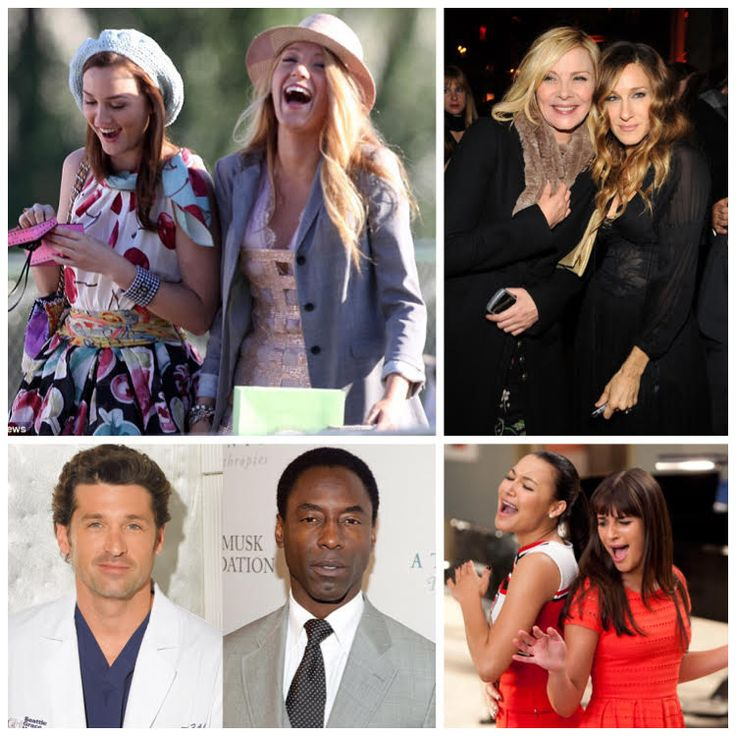 5 Celebrity BFFs Who Prove 'the Love of Your Life Doesn't ...