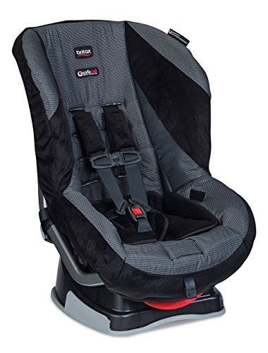 Britax Roundabout G41 Convertible Car Seat Onyx