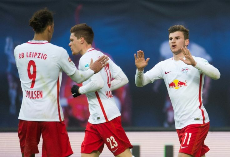 Leipzig end Hoffenheim run to keep pace with Bayern   Berlin (AFP)  Second-placed RB Leipzig ended 10-man Hoffenheims unbeaten run this season with a 2-1 comeback win in Saturdays key Bundesliga clash to stay just three points behind leaders Bayern Munich.  Hoffenheim were the last undefeated team left in Europes top leagues before Marcel Sabitzers 77th-minute winner dealt the visitors their first loss of the campaign after striker Sandro Wagners dismissal.  I was impressed by the way we…