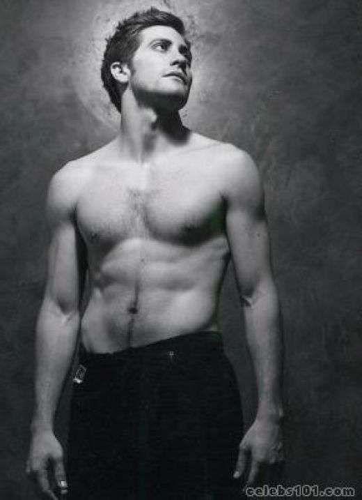 Hot Jake Gyllenhaal Pictures   Sexy Jake Gyllenhaal Photos