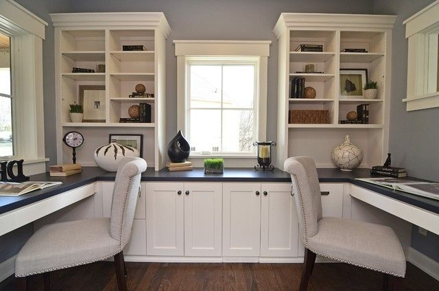home office ideas for two people - Google Search