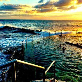 No better way to spend a sunset #BronteBeach #ELEVENAustralia #ELEVENPlacesToGo #AustralianMade #MadeInAustralia #VisitAustraliaTreatments and Styling products