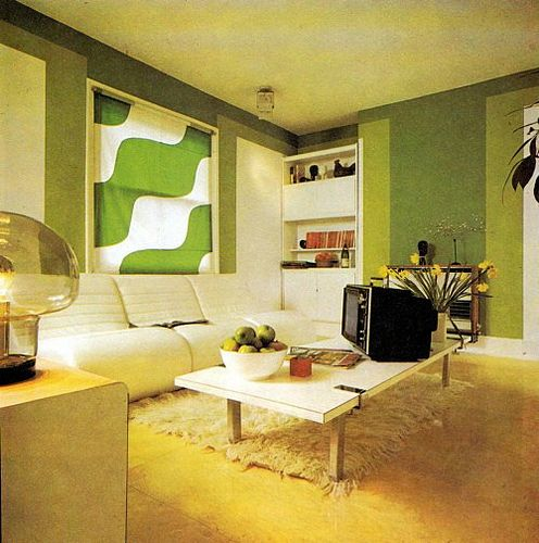 252 best images about original vintage midcentury interior for Modern retro interior