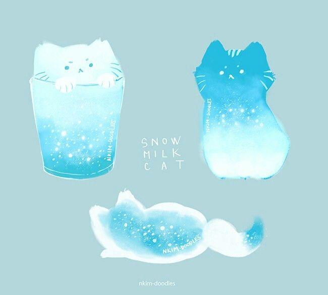 ~Snow Milk Cat [Available]